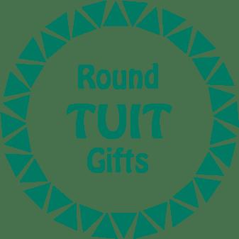 Round Tuit Gifts Logo
